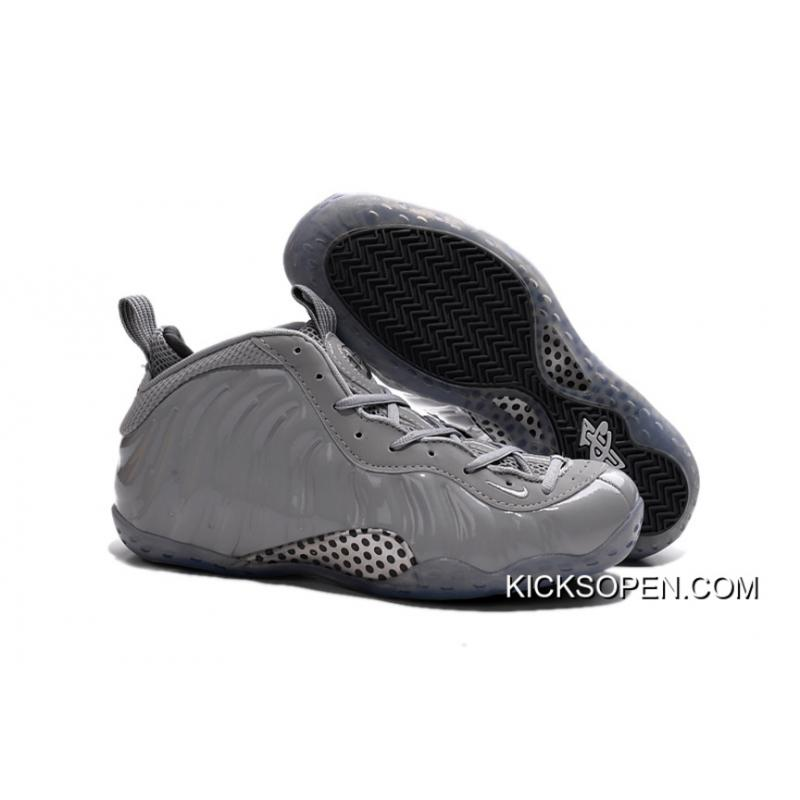 "buy popular 1676c a4ce1 Nike Air Foamposite One Premium ""Wolf Grey"" New Year Deals ..."