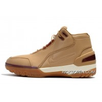wholesale dealer 43b54 56d9b Nike Air Zoom Generation AS QS Vachetta Tan Rose Gold-Sail 308214-200