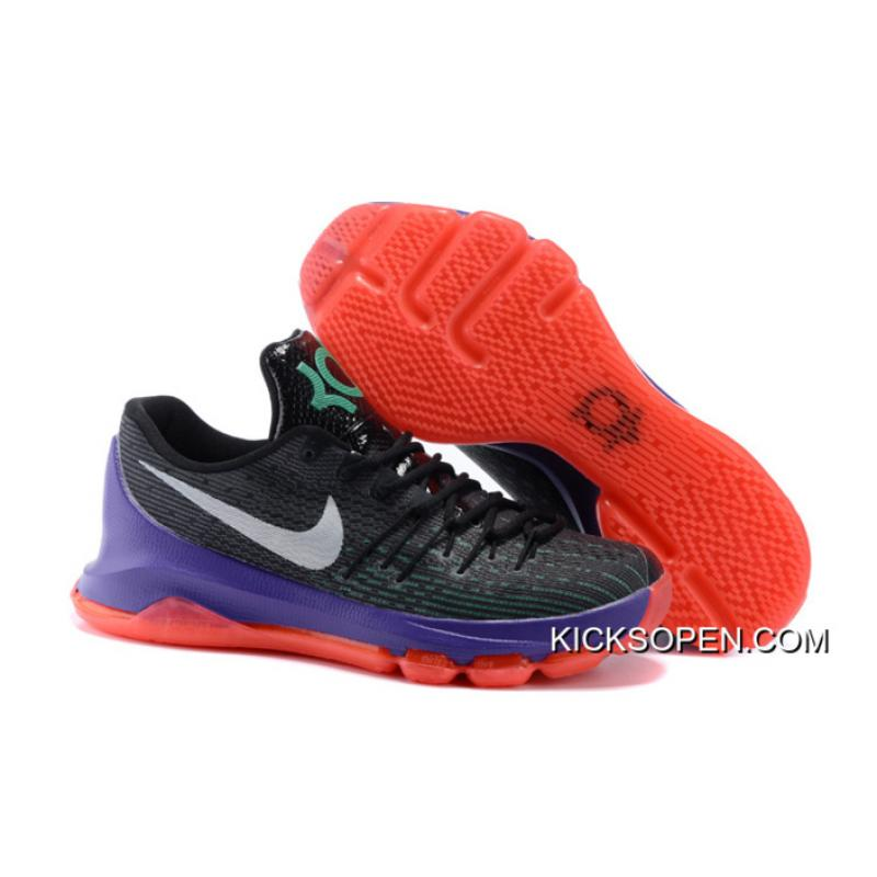 finest selection 606c8 3e2a2 Super Deals Men Nike Zoom KD VIII Basketball Shoe SKU 108144-356 ...
