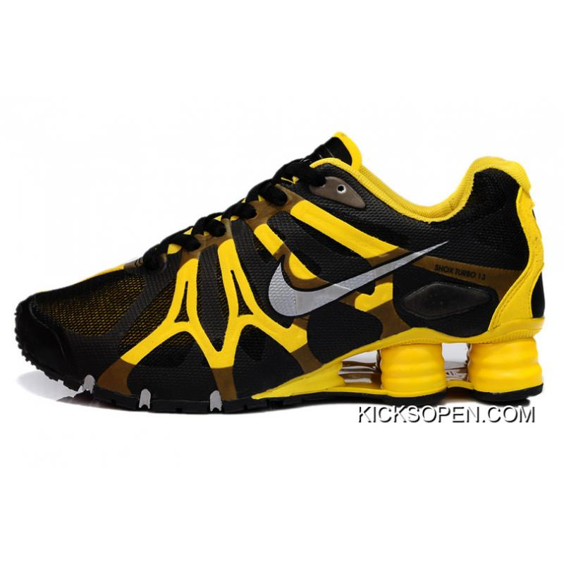 newest c2afe 58d81 Men Nike Shox Turbo 13 Running Shoe SKU 171700-238 New Release ...