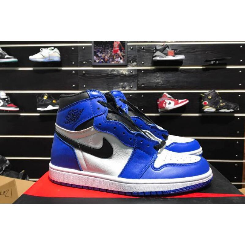 "b4c337e98abd Air Jordan 1 Retro High OG ""Game Royal"" New Style ..."