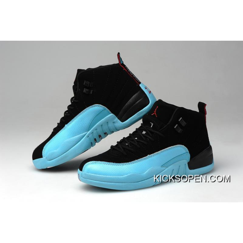 online store 3ac3d 777d0 ... where can i buy copuon new air jordan 12 retro gamma blue black gamma  blue gym