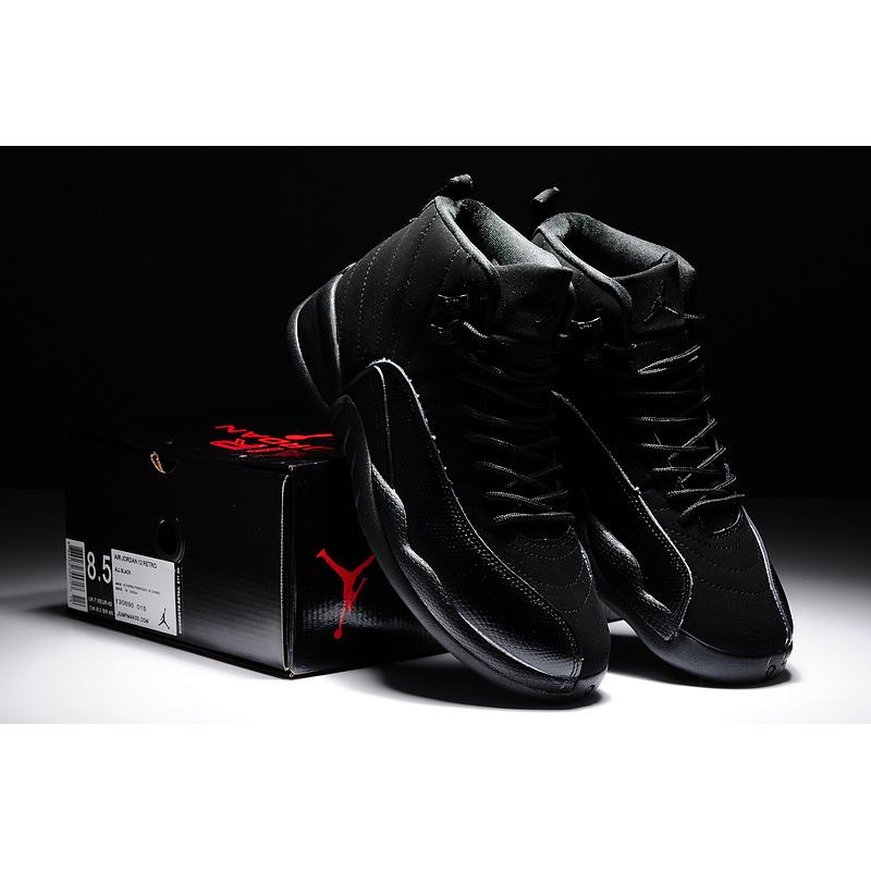 "... Top Deals New Air Jordan 12 Retro ""OVO"" Black ... 242462c07"
