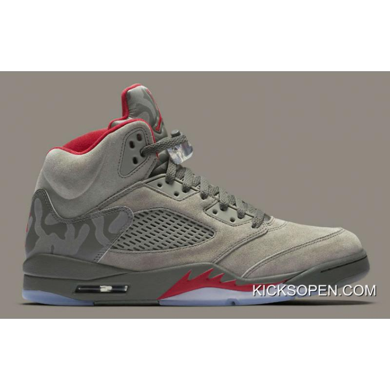 "f58a56cff22f Air Jordan 5 ""Camo"" 3M Reflective Latest ..."