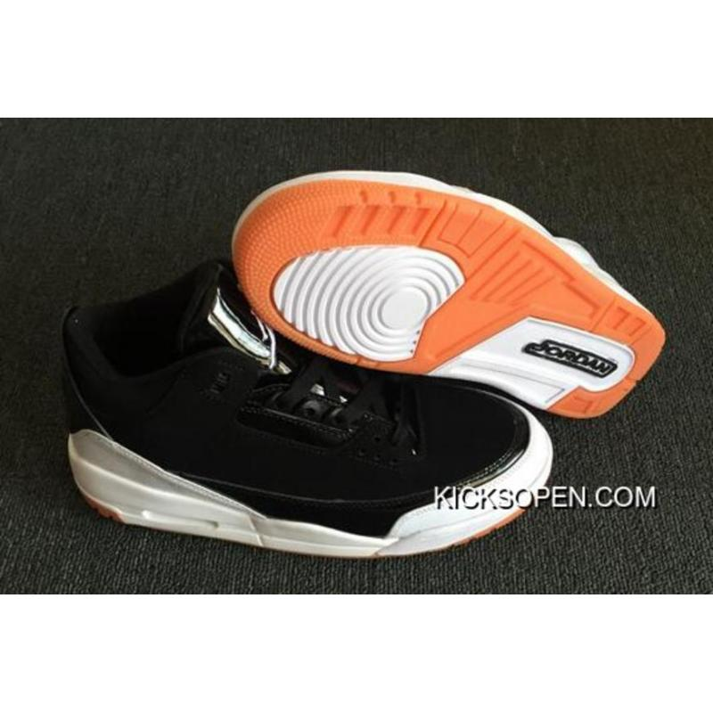 timeless design ef9db 1ae42 ... low cost where can i buy copuon air jordan 3 black white gum brown  441140 022