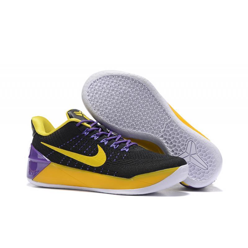 sneakers for cheap 5f4f6 07f57 ... shopping girls nike kobe a.d. black purple yellow online e21cf 0bfe6