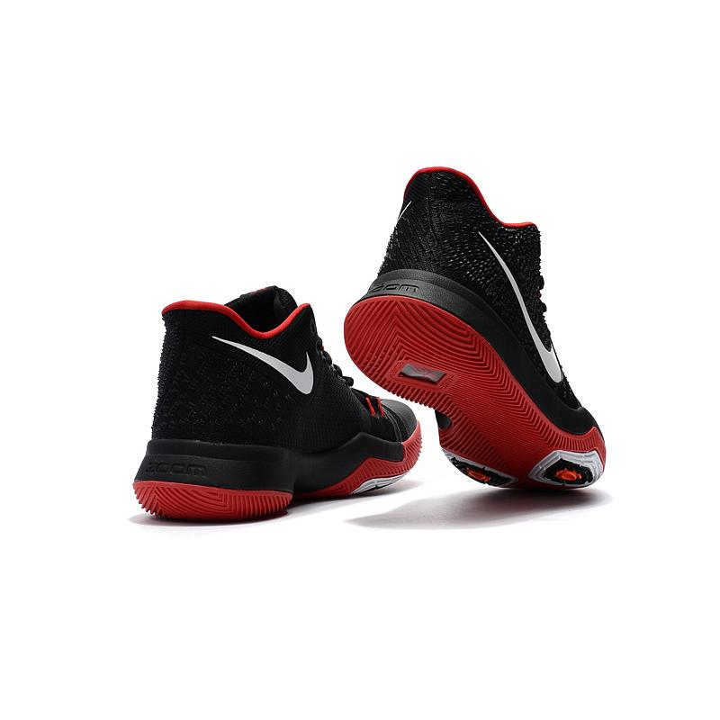 bec2a2eb257d ... Girls Nike Kyrie 3 Black Red White Top Deals ...