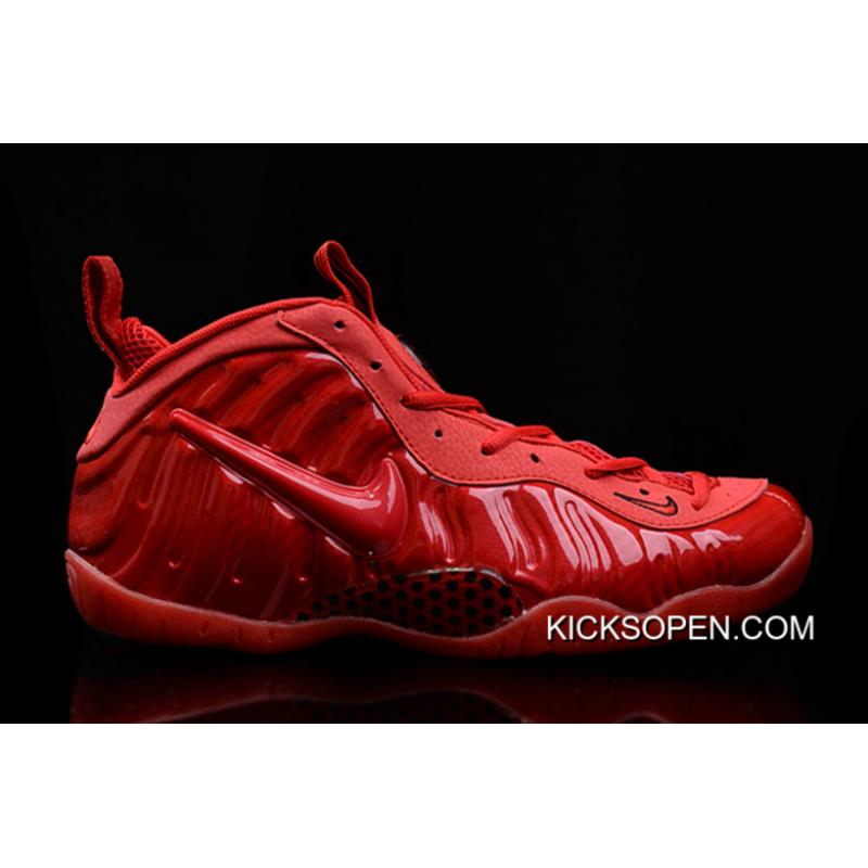 """super popular f5149 7ae94 For Sale Nike Air Foamposite Pro """"Red October"""" Gym Red Black ..."""