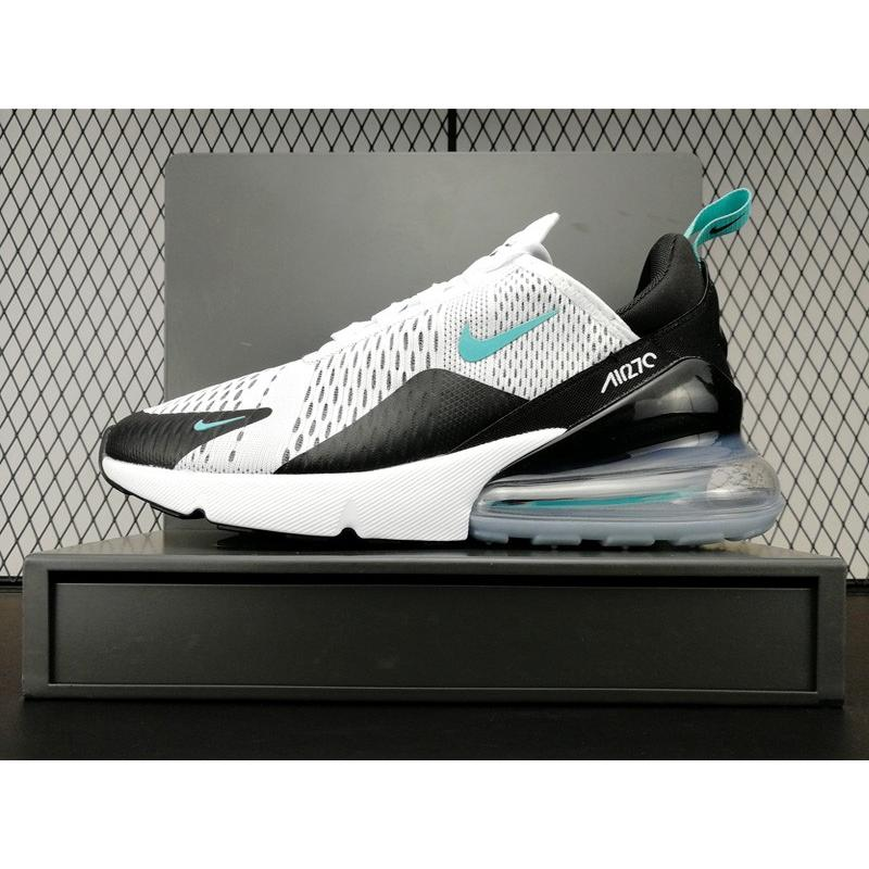 "For Sale Nike Air Max 270 ""Teal"" White Dusty Cactus-Black ... 3e1e832fb3"