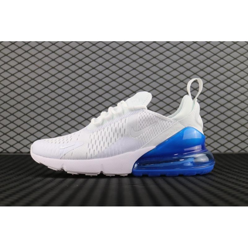 differently db833 ee37d Latest Nike Air Max 270 White/Photo Blue AH8050-105
