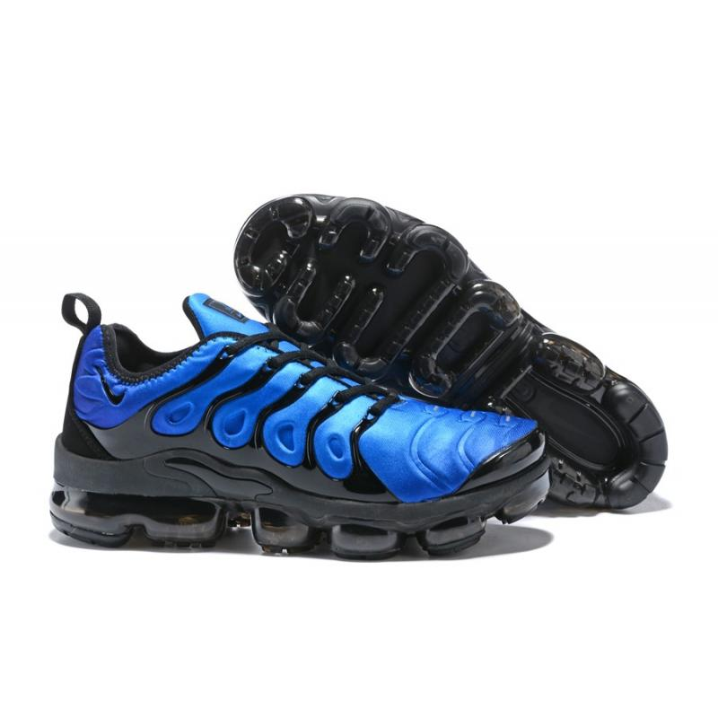 brand new 3bcbe 363c3 Outlet Nike Air VaporMax Plus Black/Photo Blue, Price: $92.70 ...