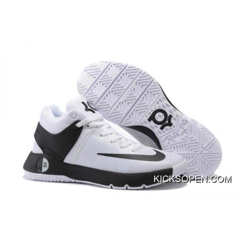 "1fb37d6dcc7f Best Nike KD Trey 5 IV ""Team"" White Black ..."