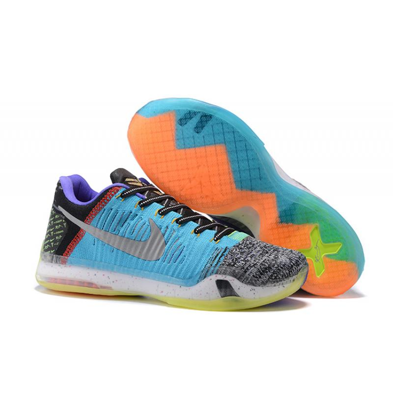 uk availability c3f36 977b2 ... order for sale nike kobe 10 elite low what the 698ef 9412e ...