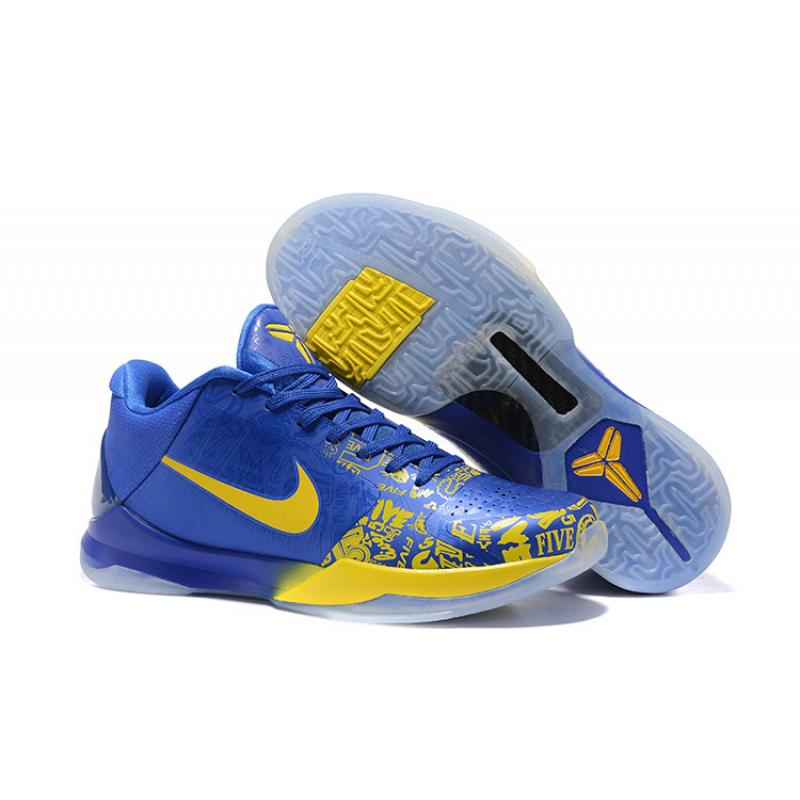 "meet 89b24 644c9 Sneakers Nike 5 vente ""ring"" 88 Chaussures Zoom Kobe New Prix 70 Style de  Fqx5gwIRPn"