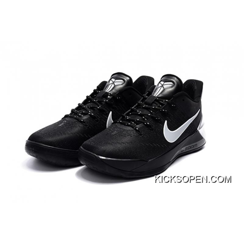 "83dabc5ce4d0 ... Nike Kobe A.D. ""Black Panther"" For Sale ..."
