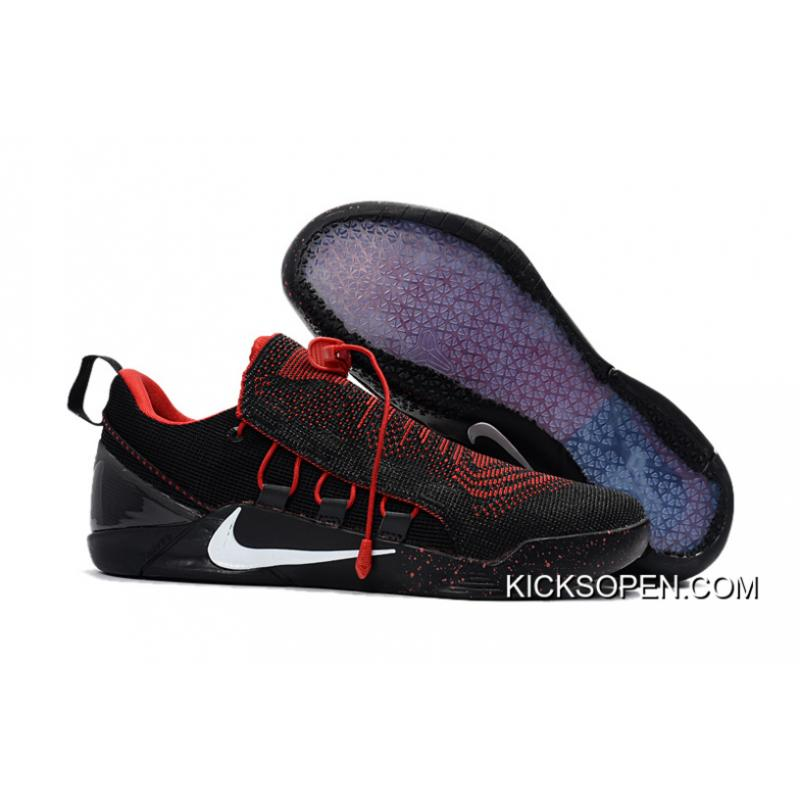 4e27a63c89f Outlet Nike Kobe A.D. NXT Black Red ...