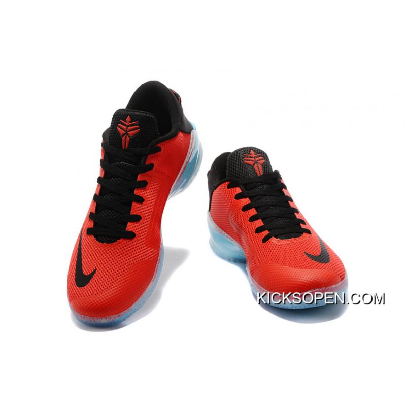 77567bcd9e9e9f ... spain nike kobe venomenon 6 lob city red black best 9940f 460e4