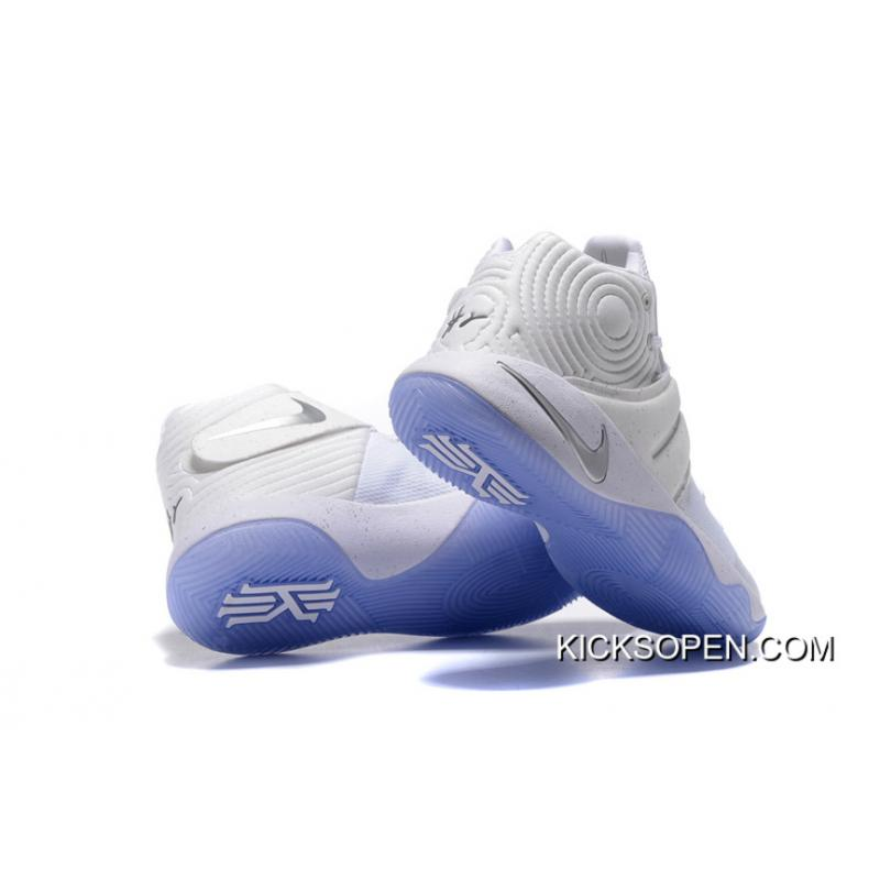 6801c654bdc95 ... coupon for nike kyrie 2 silver speckle white metallic silver tour  yellow copuon a454a dcfcd