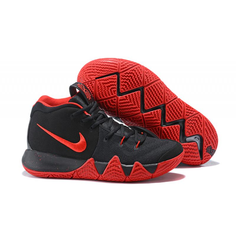 708cd6064fd2 Top Deals Nike Kyrie 4 Black Red ...