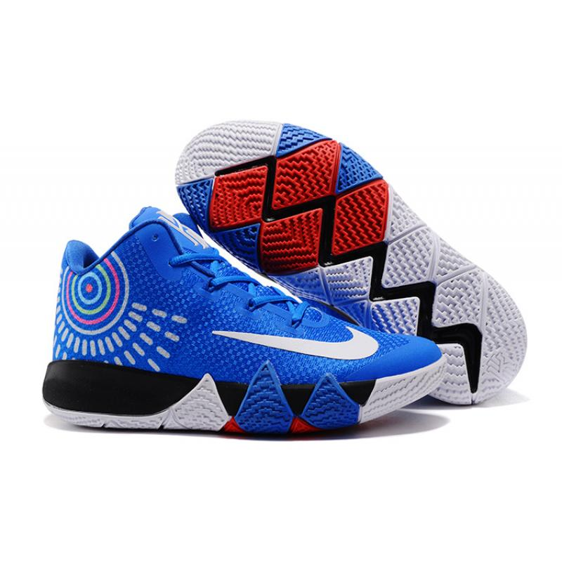 new styles 15d07 894ae ... buy copuon nike kyrie 4 royal blue white 9162d 07835
