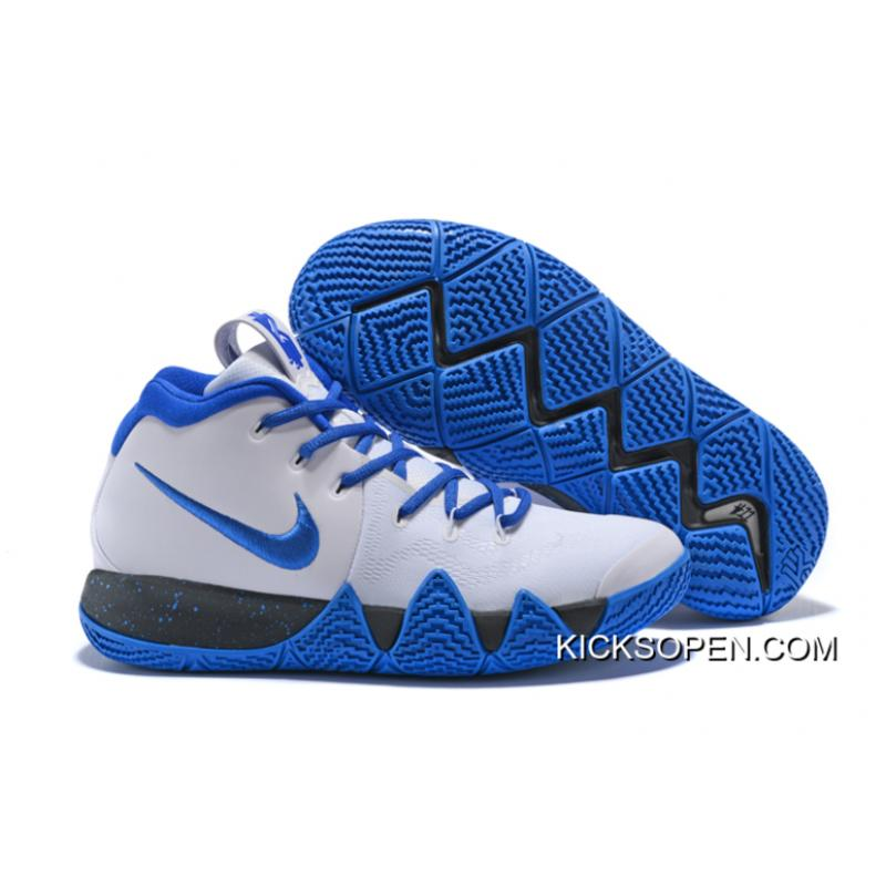 "d48215be4fef New Year Deals Nike Kyrie 4 ""Duke Blue Devils"" PE ..."