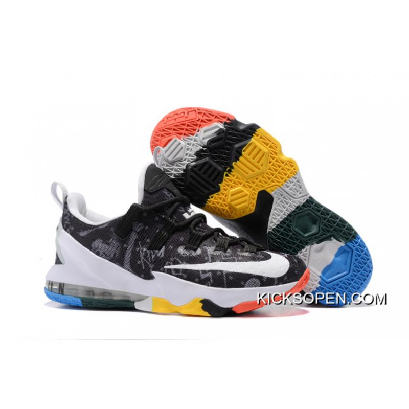 ae78e1c261b ... coupon code for new year deals nike lebron 13 low lebron james family  foundation 0a8d0 84e7d ...