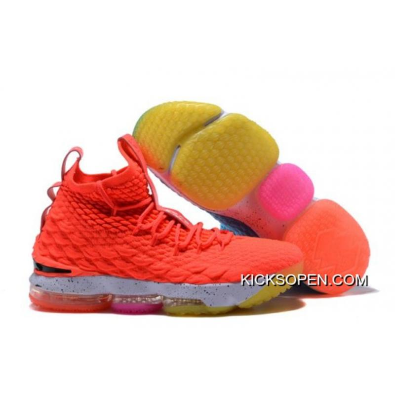 """Nike LeBron 15 """"Fire   Ice"""" New Release ... 6411ee98d4"""