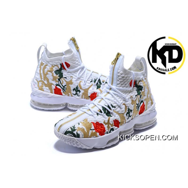 """... KITH X Nike LeBron 15 """"Floral"""" Best 6d86f5bb3"""
