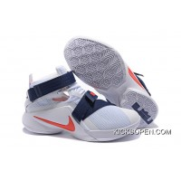 the best attitude ed3e2 d4a4b Nike LeBron Soldier 9, Sneakers, Shoes Outlet
