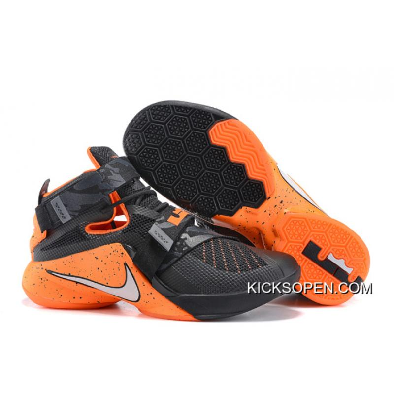 ff5644d74ae Tax Free Men LeBron Soldier 9 Nike Basketball Shoes SKU 36962-361 ...