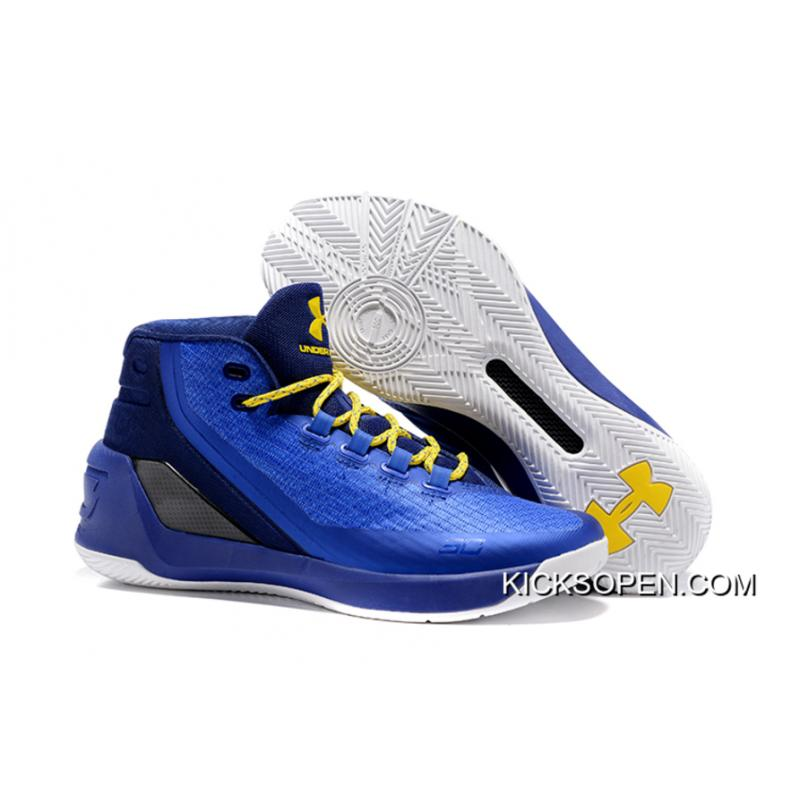 """For Sale Under Armour Curry 3 """"Dub Nation Heritage"""" ... dad3de8a9ee5"""