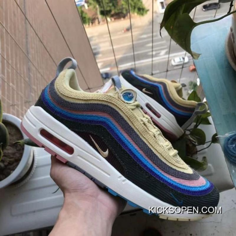 timeless design 59f7f 556e7 ... discount code for new year deals women nike air max 1 97 sean  wotherspoon e0a1c 26a90