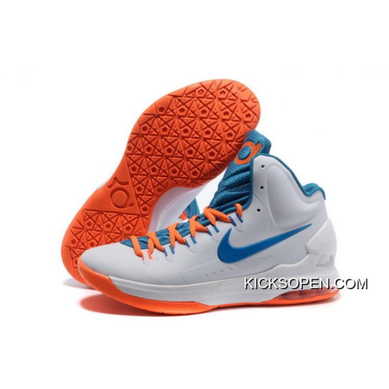 700571232409 Where To Buy Women Nike KD 5 Basketball Shoe SKU 190016-203 ...