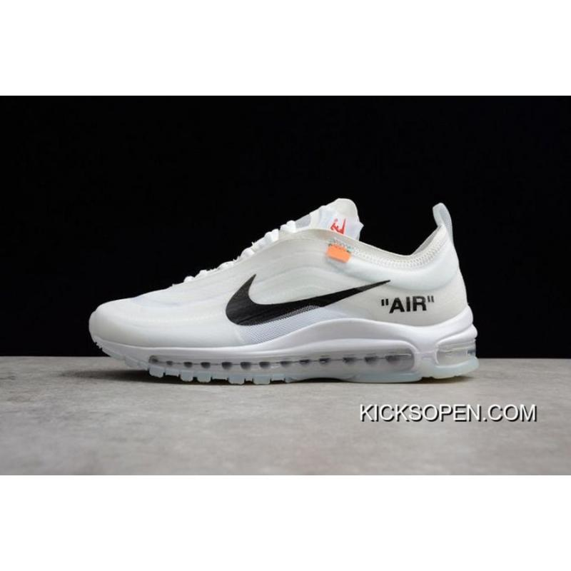 a8e4329dd3f Women Off White X Nike Air Max 97 Sneaker SKU 146286-209 Super Deals ...