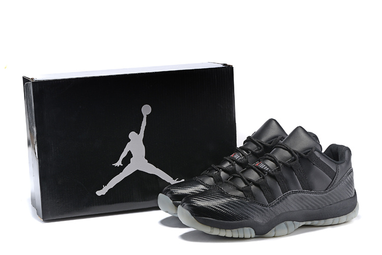 "5584c9549ce25b New Air Jordan 11 Retro Low ""Black Snake"" Online"