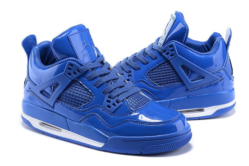 "aee0970976304b For Sale New Air Jordan 4 Retro 11Lab4 ""Royal Blue"""