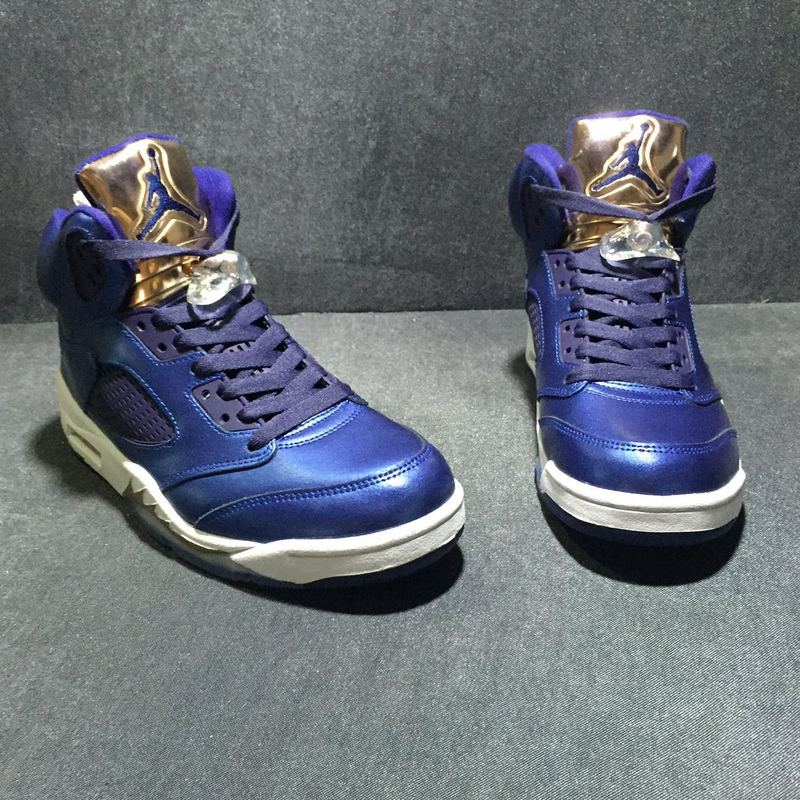 "finest selection 27d9a 2b826 ... Latest Air Jordan 5 ""Bronze"" Obsidian White-Metallic Red Bronze-Bright  ..."