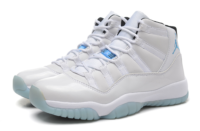 3b1cd11d0696d4 ... germany new air jordan 11 gs white legend blue latest 00e80 e77e9