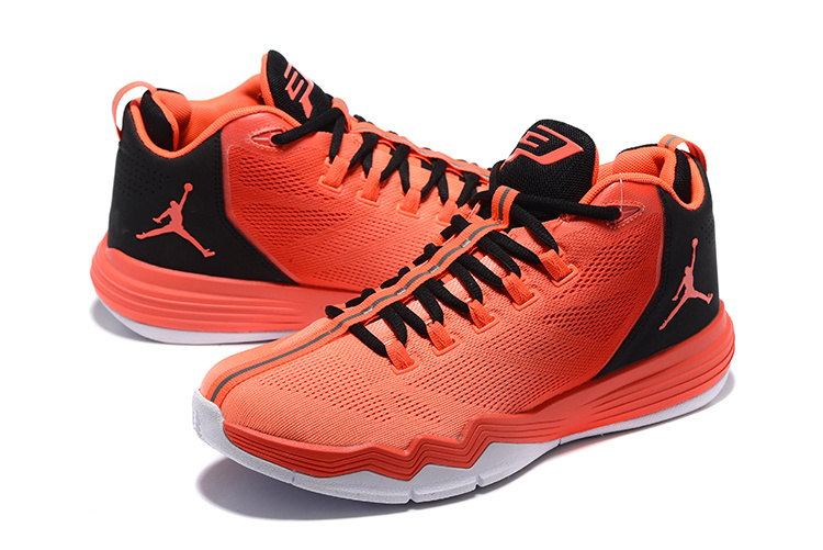 best service 06f02 4cb9a Jordan CP3.IX AE Infrared 23 Infrared 23 Black Bright Mango Latest