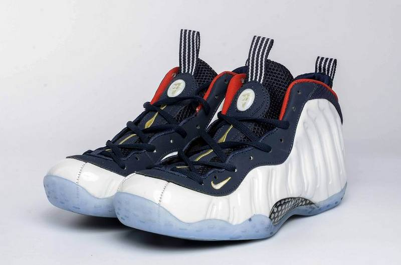 """detailed look d619d f14f5 Nike Air Foamposite One PRM """"Olympic"""" Best"""