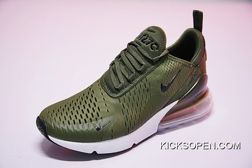 """c3f5ee2938 Nike Air Max 270 """"Medium Olive"""" Outlet, Price: $87.64 - Sneakers ..."""