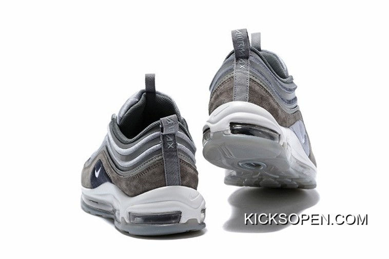Nike Air Max 97 Ultra 17 LX GunsmokeWhite Atmosphere Grey
