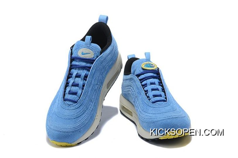 Free Shipping Men Sean Wotherspoon Nike Air Max 97 Hybrid SKU 95621 ... a78f3271e