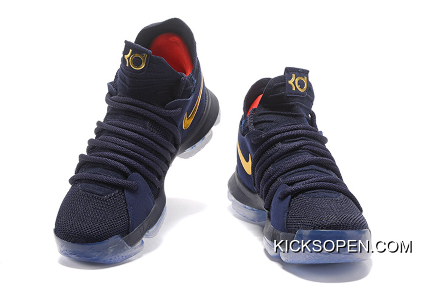 "online store 3c935 2fb1d Nike KD 10 ""Olympic Gold Medal"" Top Deals"