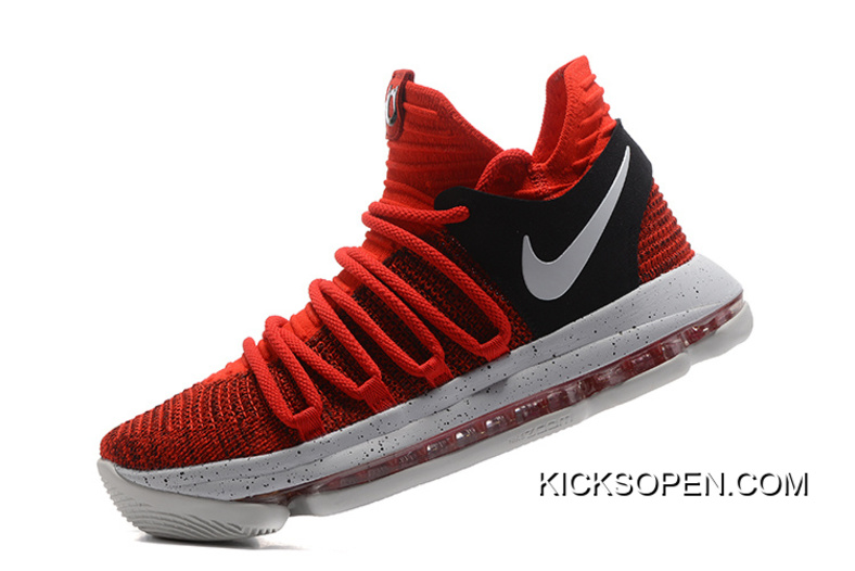 """d02590830447 New Year Deals Nike KD 10 """"University Red"""""""