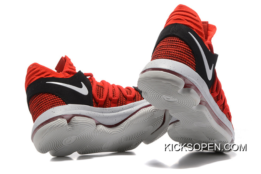 """check out 60535 77738 New Year Deals Nike KD 10 """"University Red"""" ..."""