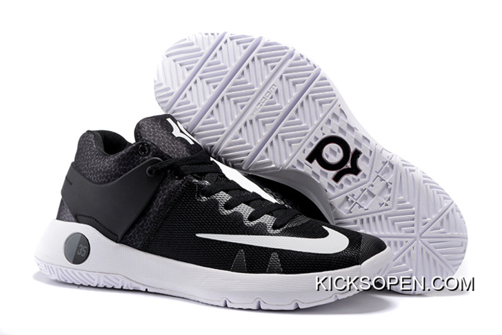 new product eb400 d42c8 New Release Nike KD Trey 5 IV Black Dark Grey White