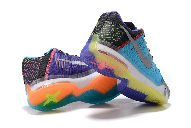 "best sneakers 450bf 99810 For Sale Nike Kobe 10 Elite Low ""What The"""