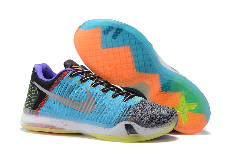 """19e4d4708bd8 For Sale Nike Kobe 10 Elite Low """"What The"""""""