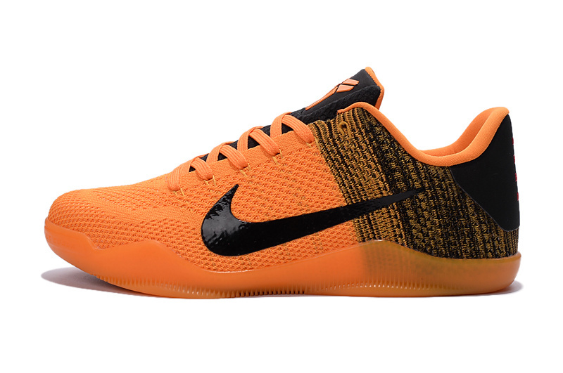 online retailer 29a67 fff30 For Sale Nike Kobe 11 Elite Orange Black Basketball Shoes
